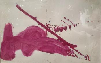 Nr. 35 Donna Claras Eigenleben 2019 Öl a. Karton 70 x 100 cm