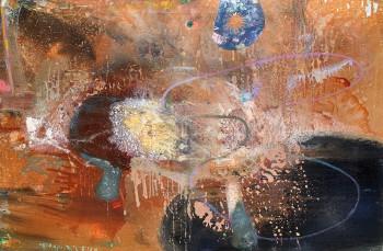 Nr. 1 Im Rest ist aller Zauber gleich 2013 Mischt. a. Lw. 97 x 146 cm