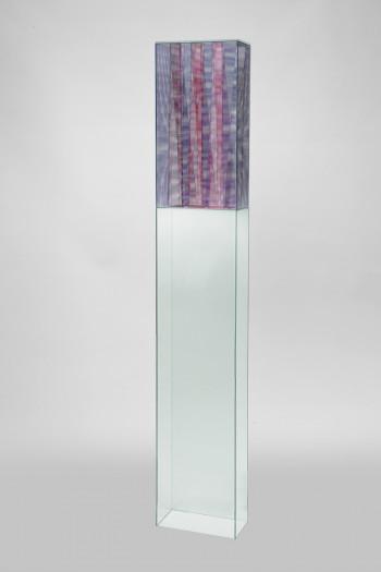 Nr. 1 Zarte Bande Glas UV-verklebt OFF-Set        180 x 30 x 16 cm
