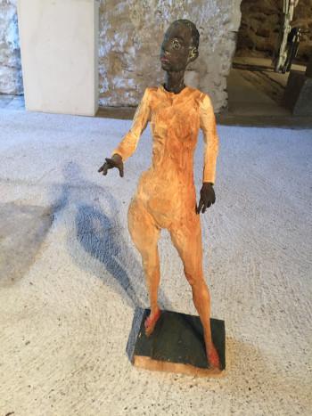 Nr. 1 Michele 2008 Bronze-Pappel  H 64 cm