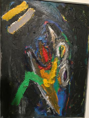 Nr. 6  1992 - 2005, 80 x 60 cm