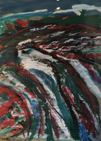 Nr. 27 Nr.191 Mischt. a. Pap. 59 x 42 cm