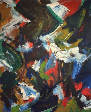 Nr. 19 Nr.113 o.T. 2004 150 x 125 cm