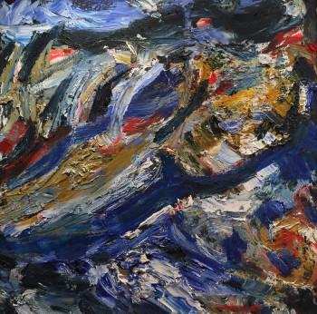 Nr. 31 Nr.237 o.T. 2006  60 x 60 cm