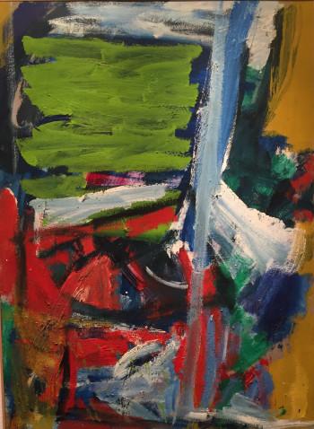 Nr. 8 Nr.45 o.T. 1995 105 x 77 cm