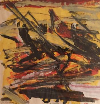 Nr. 29 Nr.216 Mischt. a. Pap. ca. 30 x 30 cm