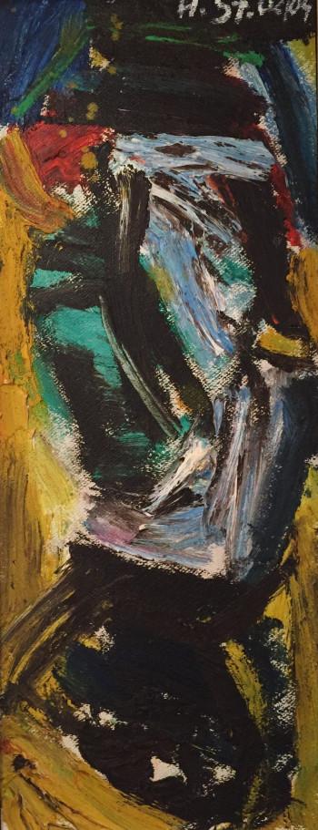 Nr. 18 Nr.109 o.T. 2002-04 62 x 25 cm