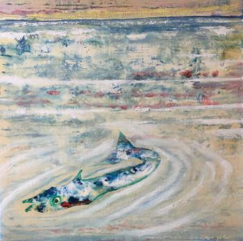 Nr. 4 Im Schatten der Milchstrasse 2006 50 x 50 cm