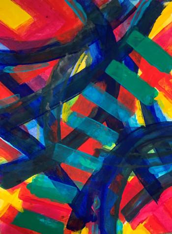 Nr. 6 o.T. Nr. 567  2008  80 x 60 cm